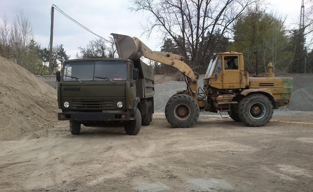 Доставка щебня дешево аркадия строительная компания Ижевск