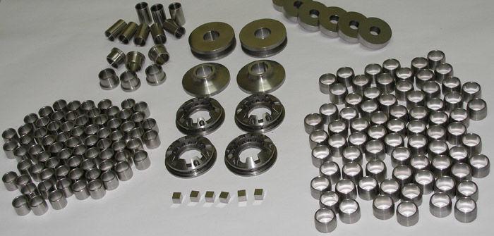 Фото - Цементация стали