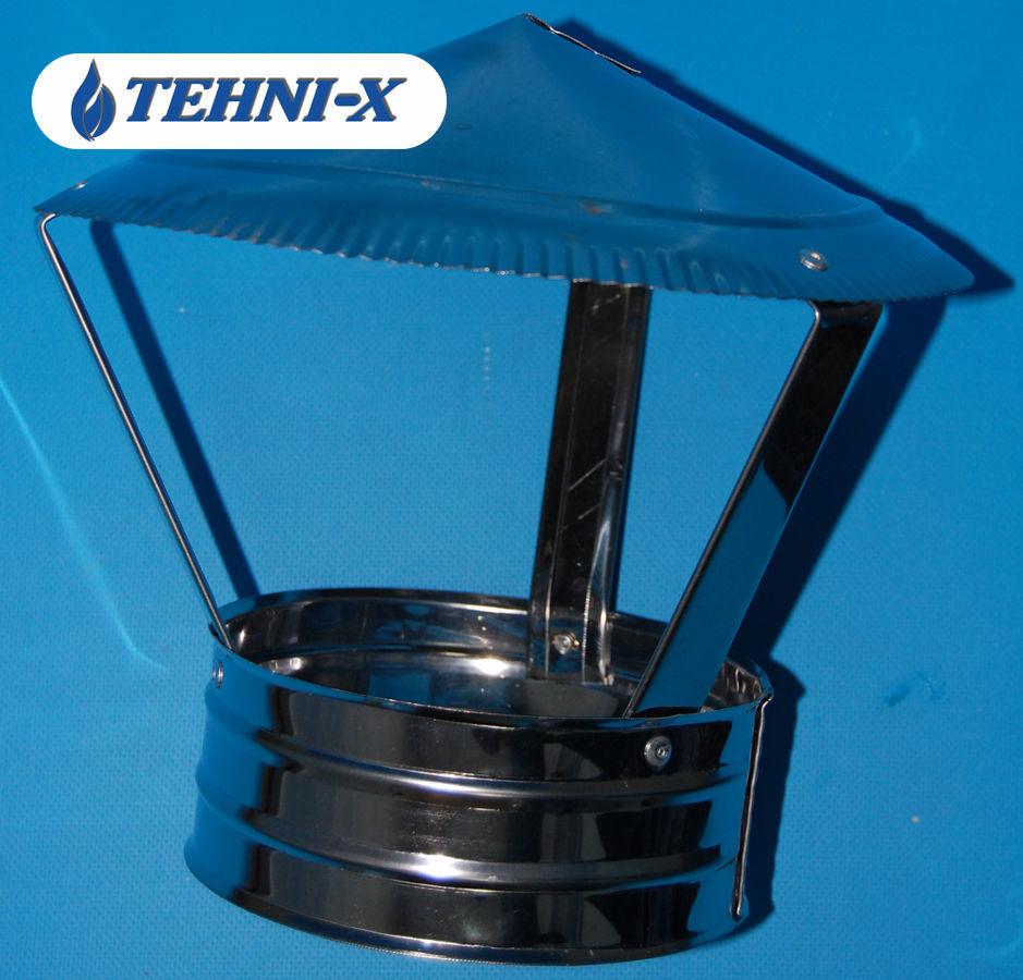 Фото 7 - Утепленный тройник из нержавейки толщиной 0,5 мм.