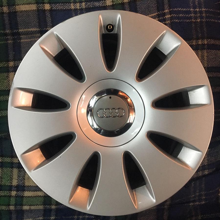 Фото 4 - Литые диски Audi R16 5x112 A4 A6 A8 Quattro S-line VW