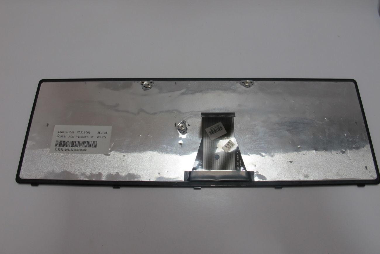 Фото 2 - Клавиатура Lenovo G565 (NZ-568)