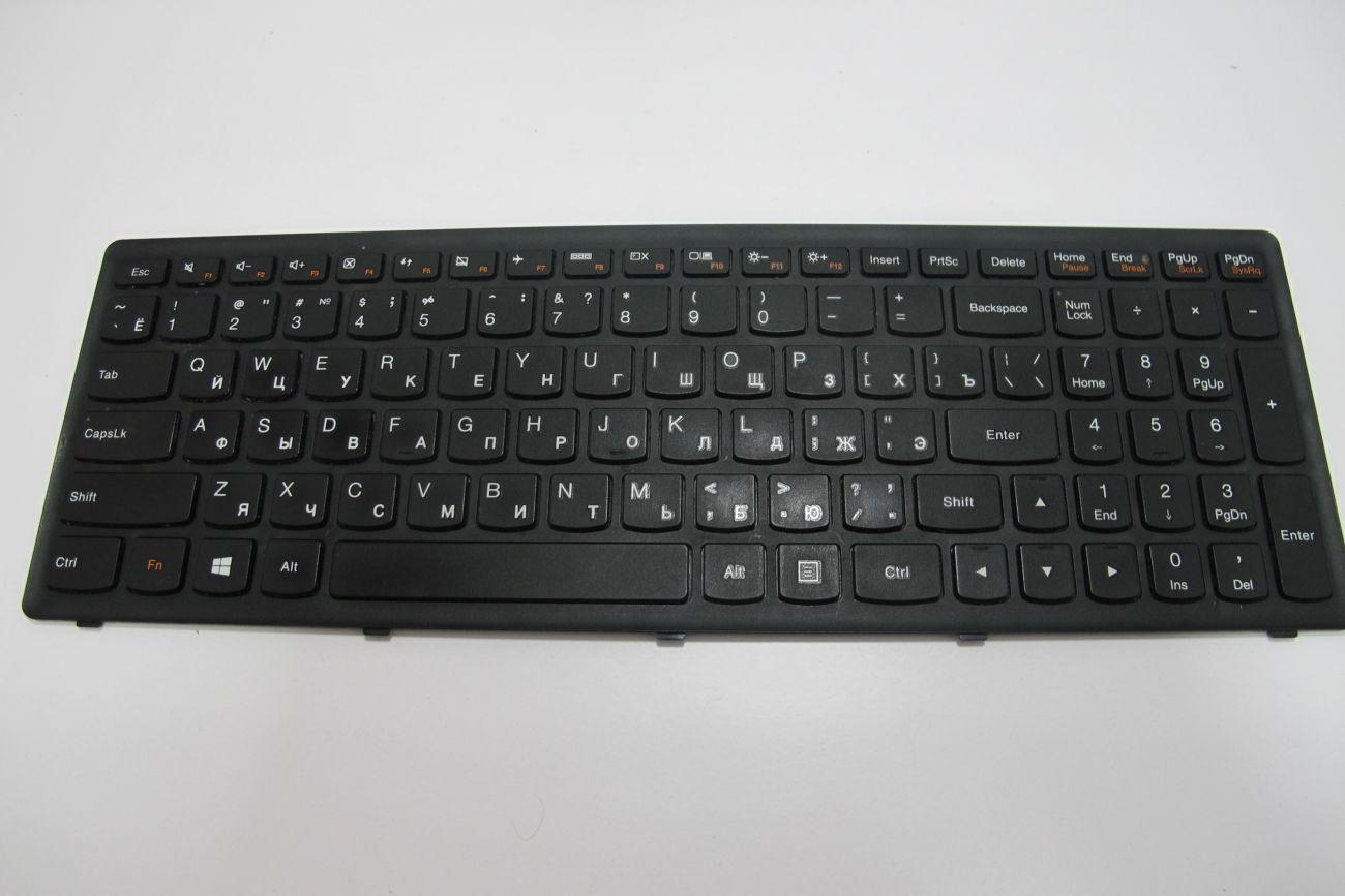 Фото - Клавиатура Lenovo G565 (NZ-568)