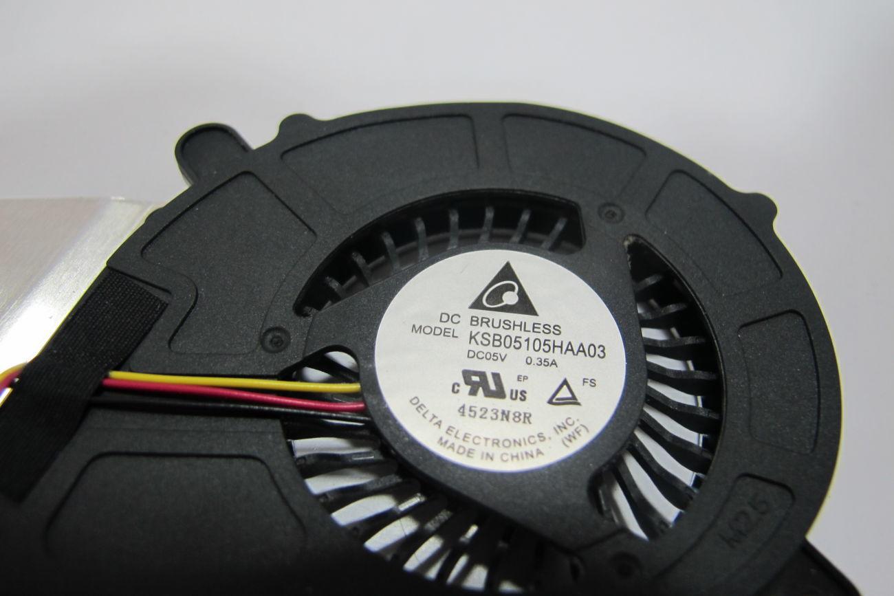 Фото 3 - Система охлаждения (кулер)  ACER ES1-511-C227 (NZ-581)
