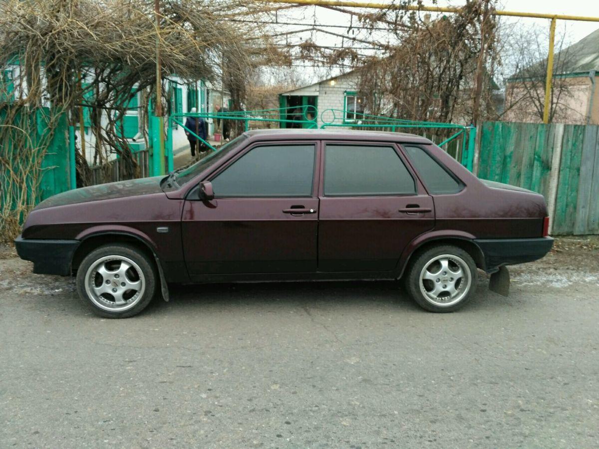 Фото 2 - ВАЗ 21099