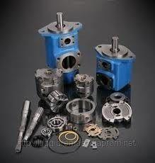 Фото - Двойные пластинчатые насосы Eaton Vickers для гидравлических систем