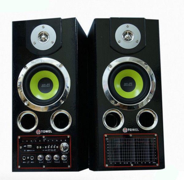 Фото - Колонки. Активная акустика USB FM 309 блютуз