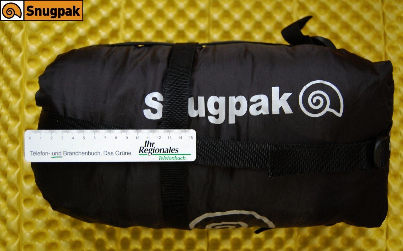 Фото 2 - Новый компрессионный мешок Snugpak Compression Stuff Sack