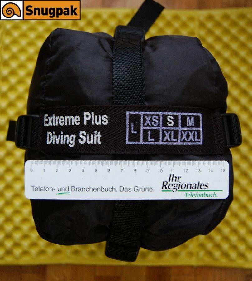 Фото 4 - Новый компрессионный мешок Snugpak Compression Stuff Sack