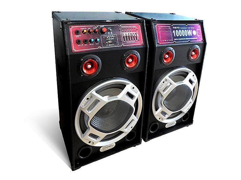 Фото - Активная акустика TW3112FM Bluetooth 200ват
