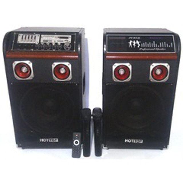 Фото - Активная акустика BIG-12 с микрофонами