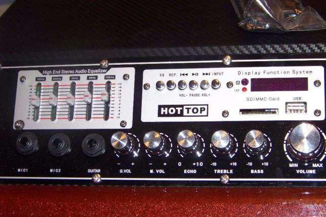 Фото 3 - Активная акустика BIG-12 с микрофонами