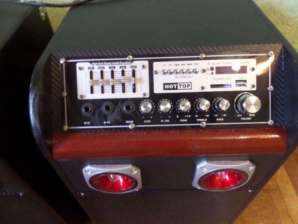 Фото 2 - Активная акустика BIG-12 с микрофонами
