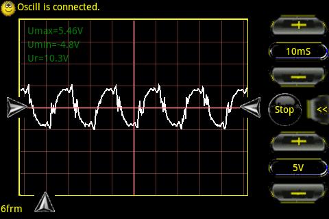 Фото 5 - USB осциллограф универсальный Oscill