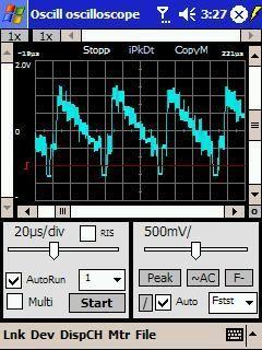 Фото 4 - USB осциллограф универсальный Oscill