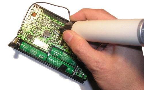 Фото 10 - USB осциллограф универсальный Oscill