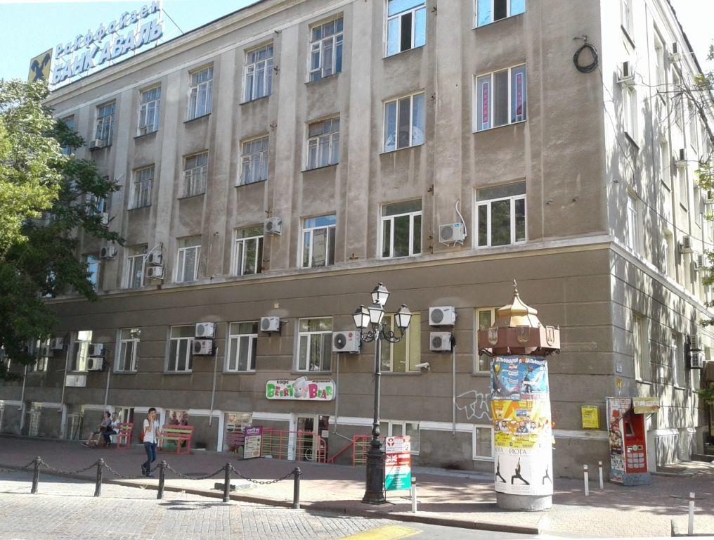 Продажа здания на Греческой площади в Одессе.