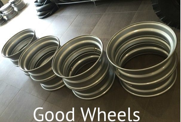 Фото 4 - Грузовые диски 22,5 под клинья на КАМАЗ МАЗ КРАЗ 7,50 8,25 9,00 клины