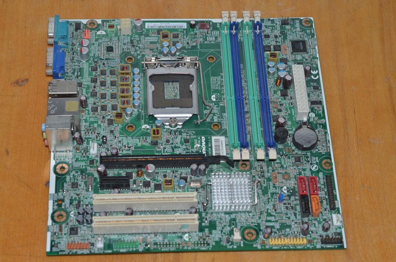 Фото - Материнська плата S1155 Lenovo IS6XM ! МегаSALE!