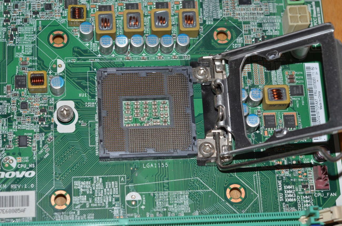 Фото 7 - Материнська плата S1155 Lenovo IS6XM ! МегаSALE!