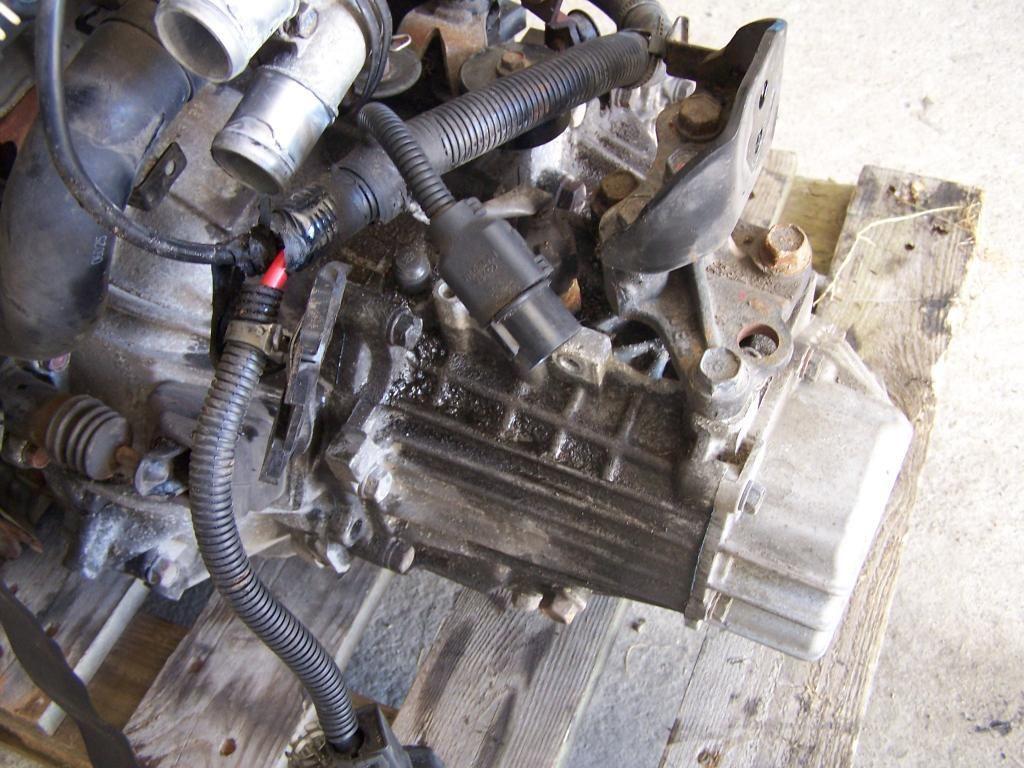 Фото 3 - Б/у Коробка передач КПП Hyundai Getz