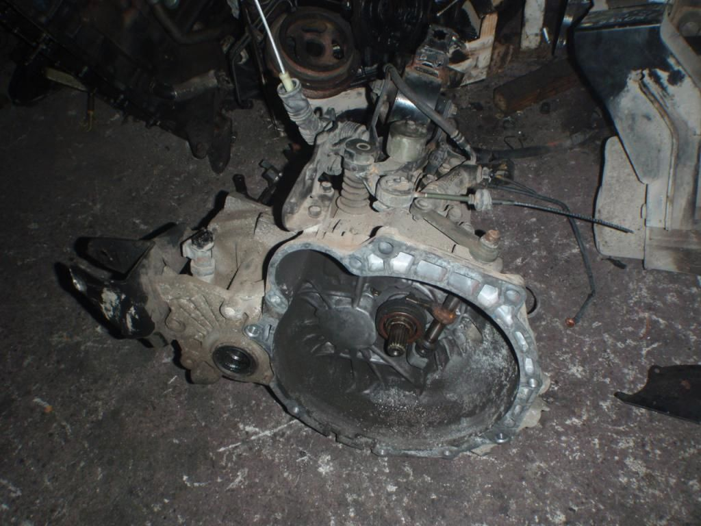Фото 4 - Б/у Коробка передач КПП Hyundai Getz