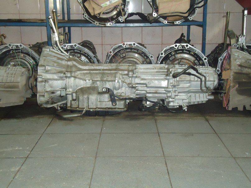 Фото - Б/у Автоматическая Коробка передач АКПП Infiniti FX 35