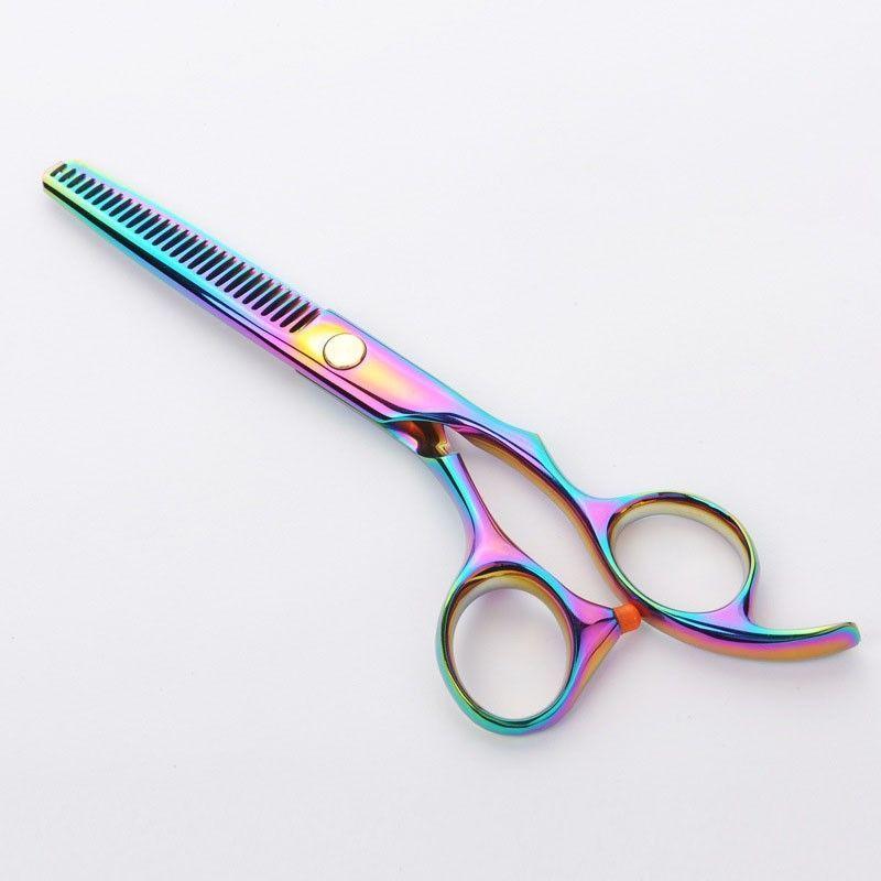 Фото - парикмахерские ножницы филировочные