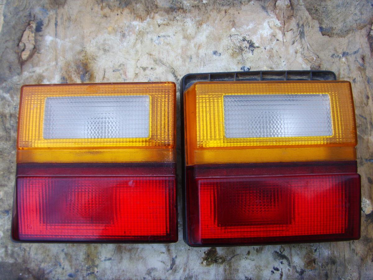 Фото - На AUDI 100 –200 правый внутренний фонарь до 91-го г.в.