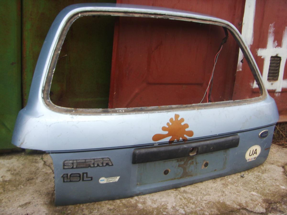 Фото - На Ford Sierra унивесал задняя ляда голая..