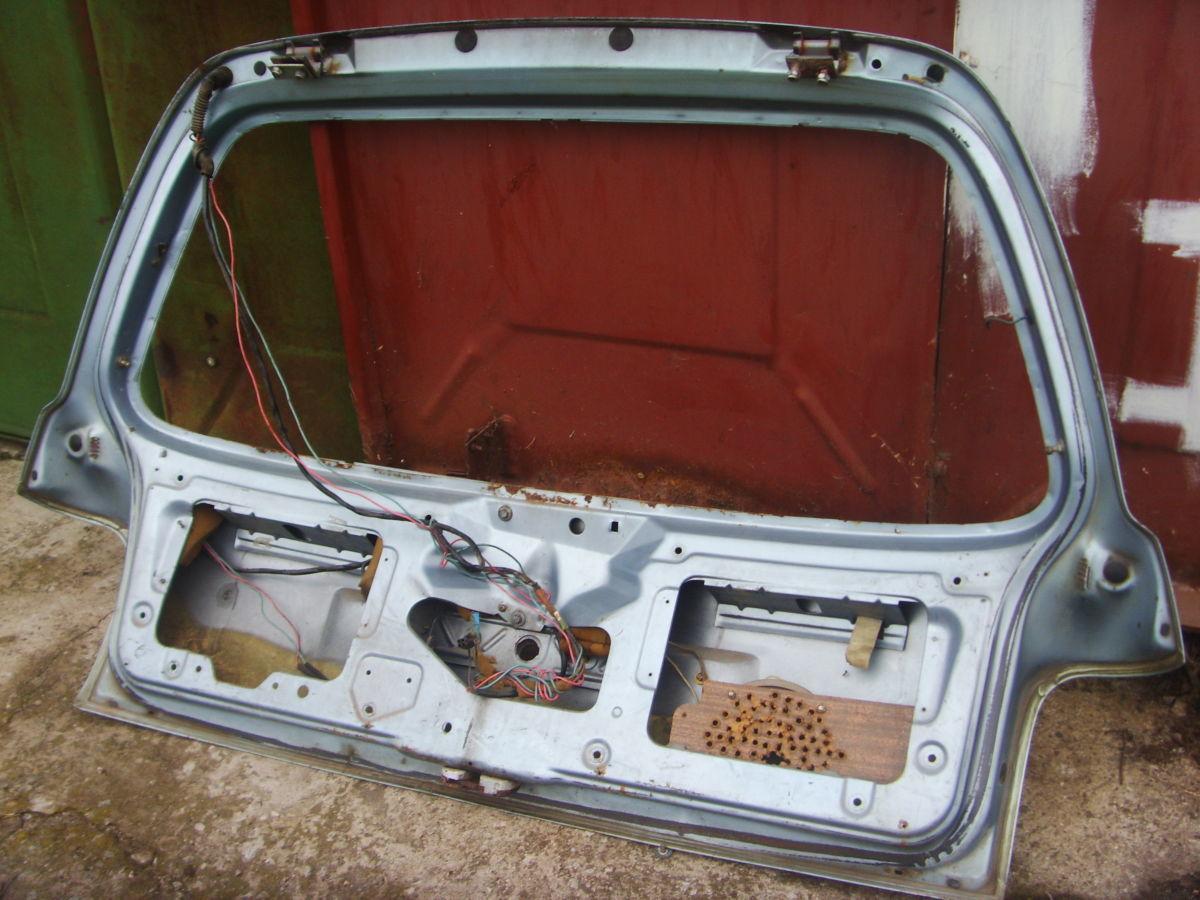 Фото 4 - На Ford Sierra унивесал задняя ляда голая..