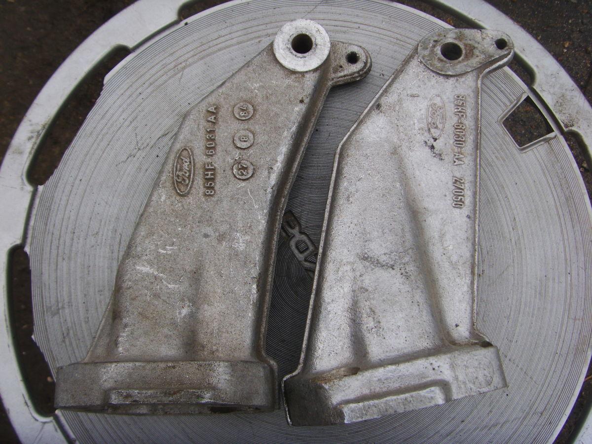 Фото - На Ford Sierra, Scorpio дизель – бензин лапы опирания двигателя.