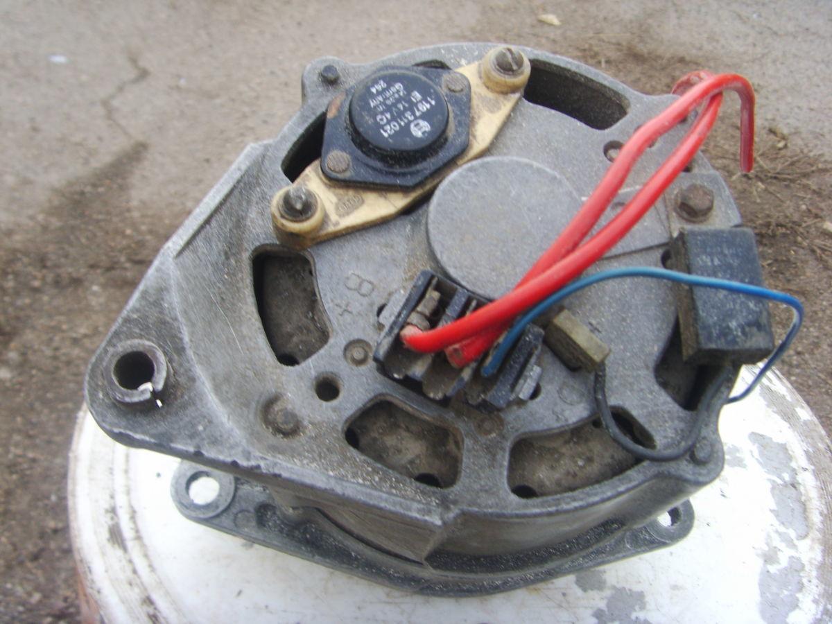 Фото 2 - На Ford Sierra, Taunus, Granada Scorpio генератор 55А.