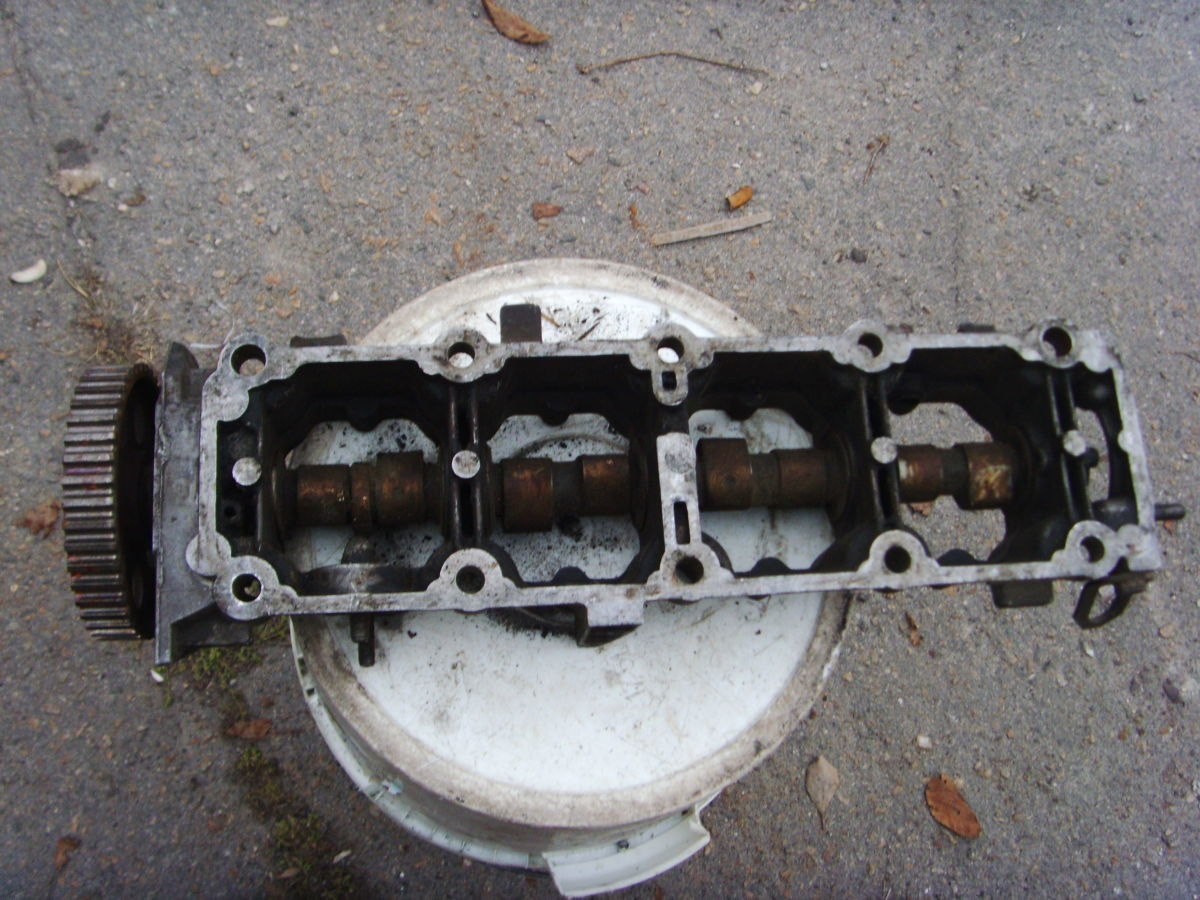 Фото 2 - На Opel Kadett, Ascona, Vectra A 1.6 B(D) Постель распредвала с распре