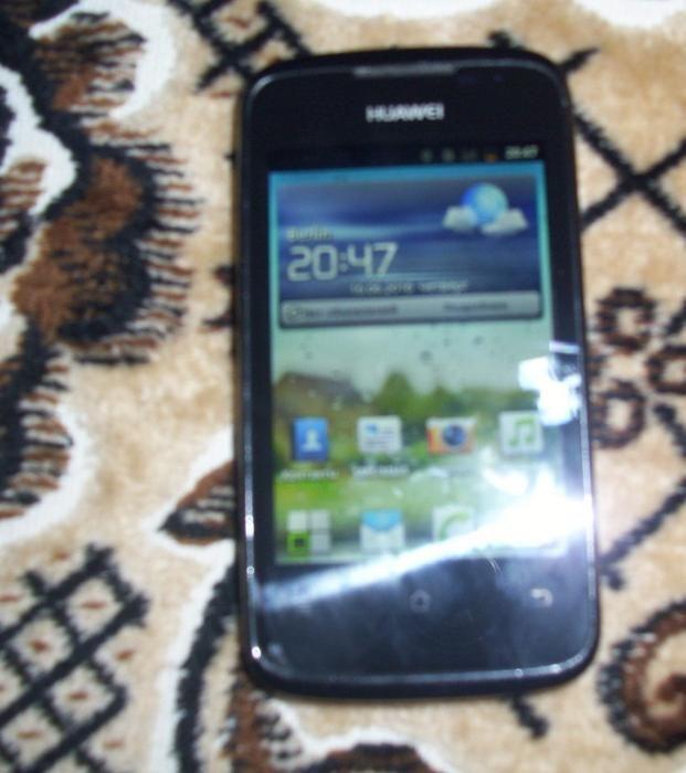 Фото 2 - Продам смартфон Huawei U8655-1 Y200 Black