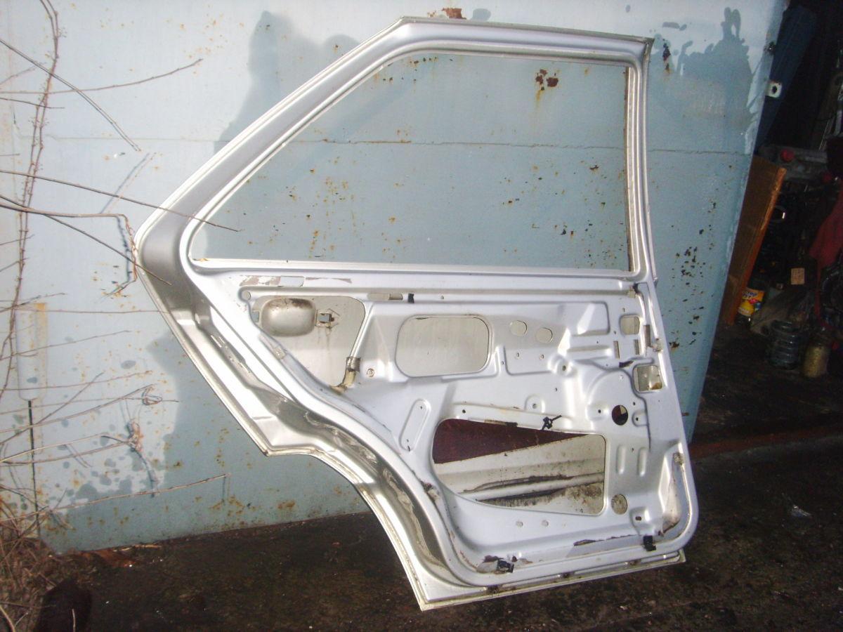 Фото 4 - На Seat Toledo 1 (91 – 99 г.в.) двери 5-ти дверного хетчбека.