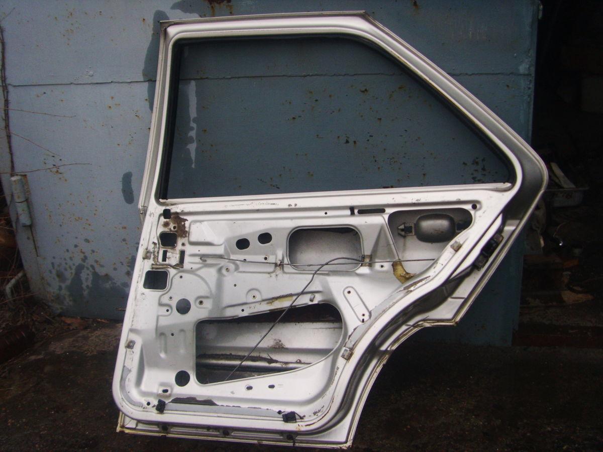 Фото 2 - На Seat Toledo 1 (91 – 99 г.в.) двери 5-ти дверного хетчбека.