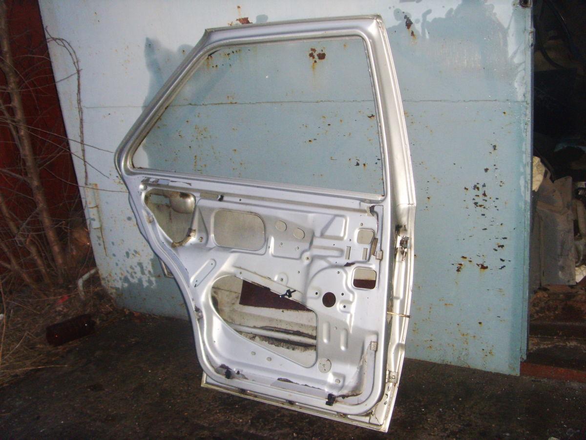 Фото 5 - На Seat Toledo 1 (91 – 99 г.в.) двери 5-ти дверного хетчбека.