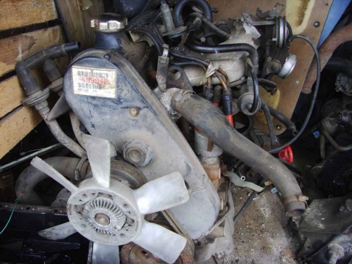Фото - На VOLVO 360, 740, 760, 940 двигатель В200Е в сборе. 15000 грн.