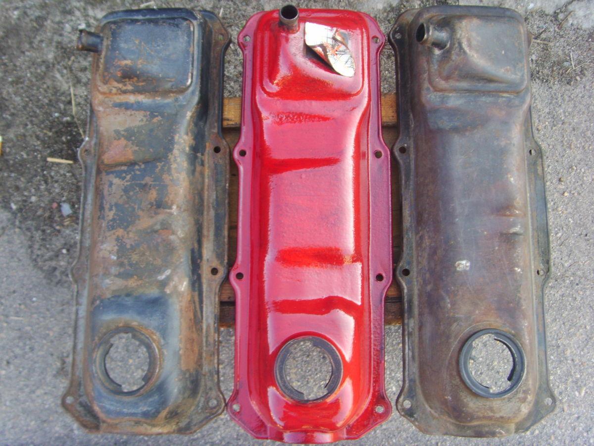 Фото - На VW – AUDI 1,3 – 1,6 – 1,8 B(D) 80-х г.в. клапанные крышки. 300 грн.