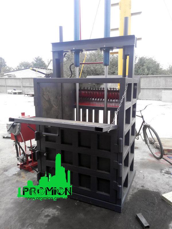 Фото 2 - Пресс для  ПЭТ бутылки на 16 тонн с Дыроколом