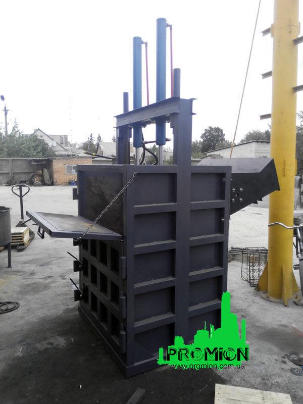 Фото 3 - Пресс для  ПЭТ бутылки на 16 тонн с Дыроколом
