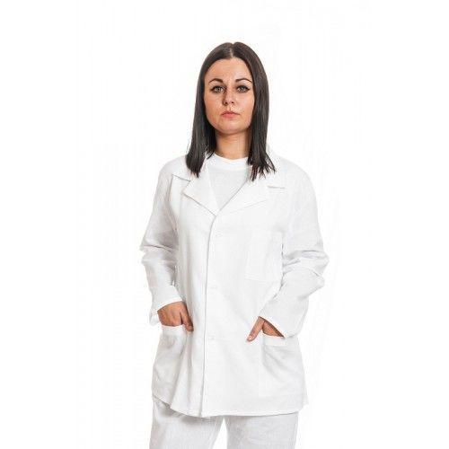 Фото - Куртка повара, белая,бязь
