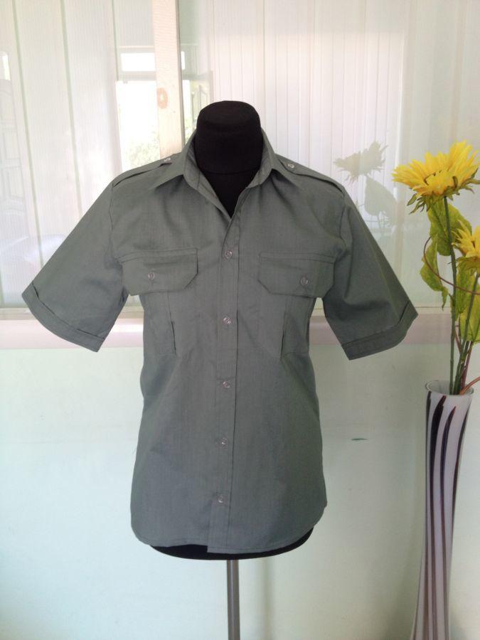 Фото 2 - Рубашка форменная