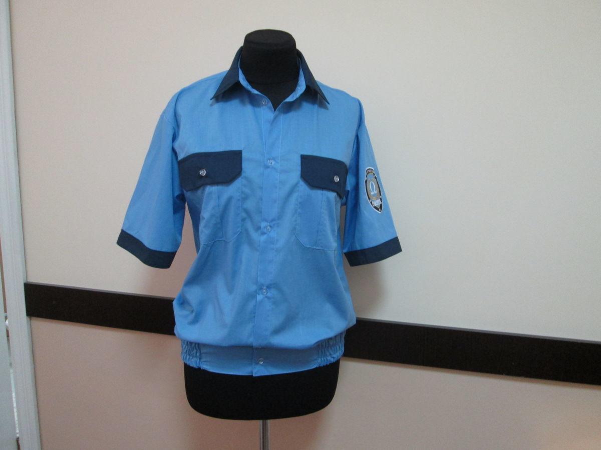 Фото 3 - Рубашка форменная