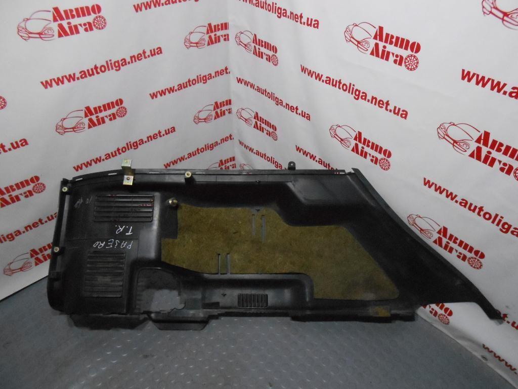 Фото 4 - Обшивка багажника правая (MR606762) MITSUBISHI Pajero III 00-06