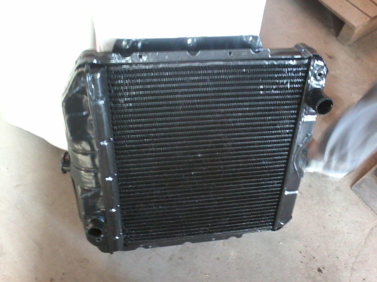 Фото 3 - Радиатор  водяного охлаждения ГАЗ- 52, ГАЗ- 53