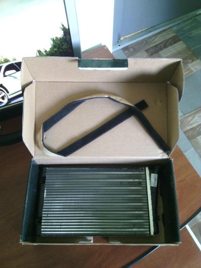Фото 4 - Радиатор печки на Опель Омега Б (Opel Omega B) 94-03 г.в.