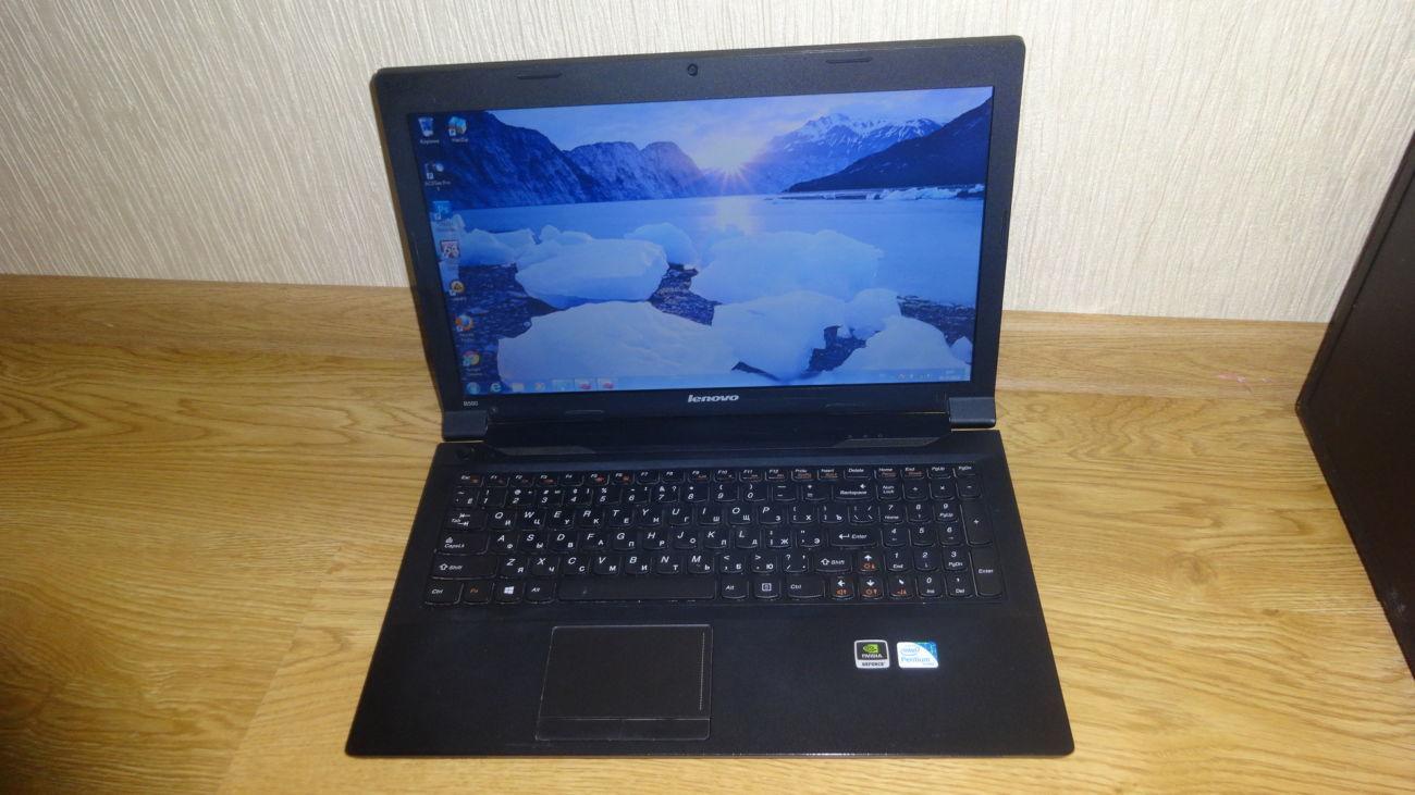 Фото - Lenovo B590 Pentium B960 (2.2)/GT 610M 1 ГБ/2/500