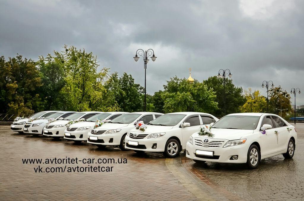 Фото 3 - Аренда прокат авто на свадьбу Харьков