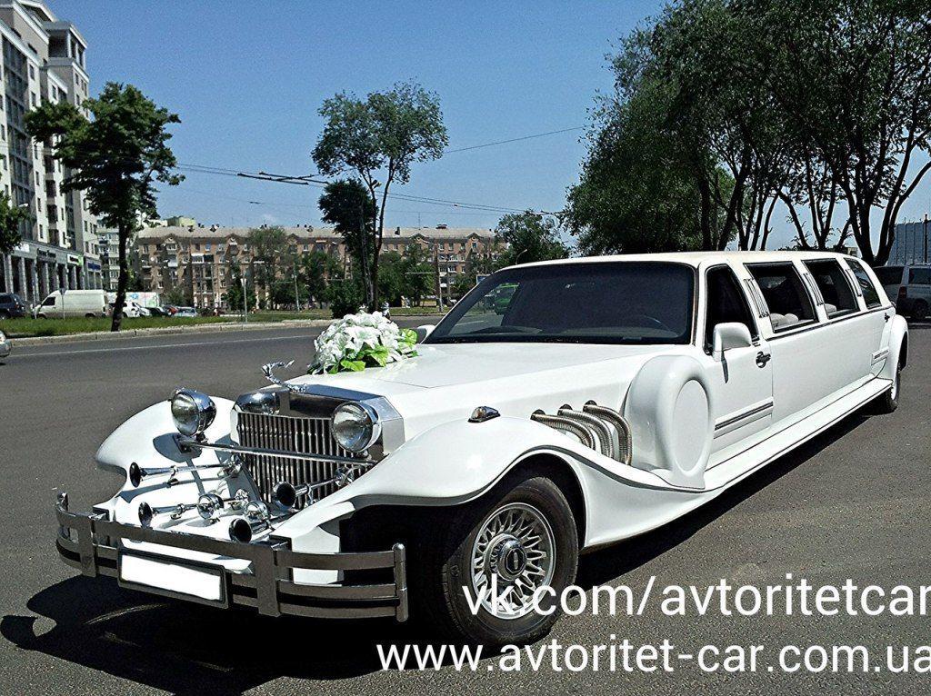Фото 6 - Аренда прокат авто на свадьбу Харьков